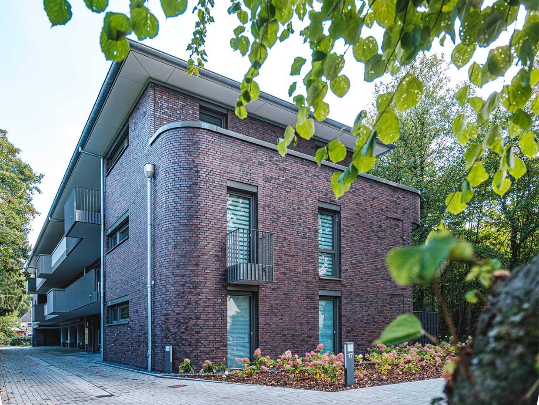 Mehrfamilienhaus Trittau